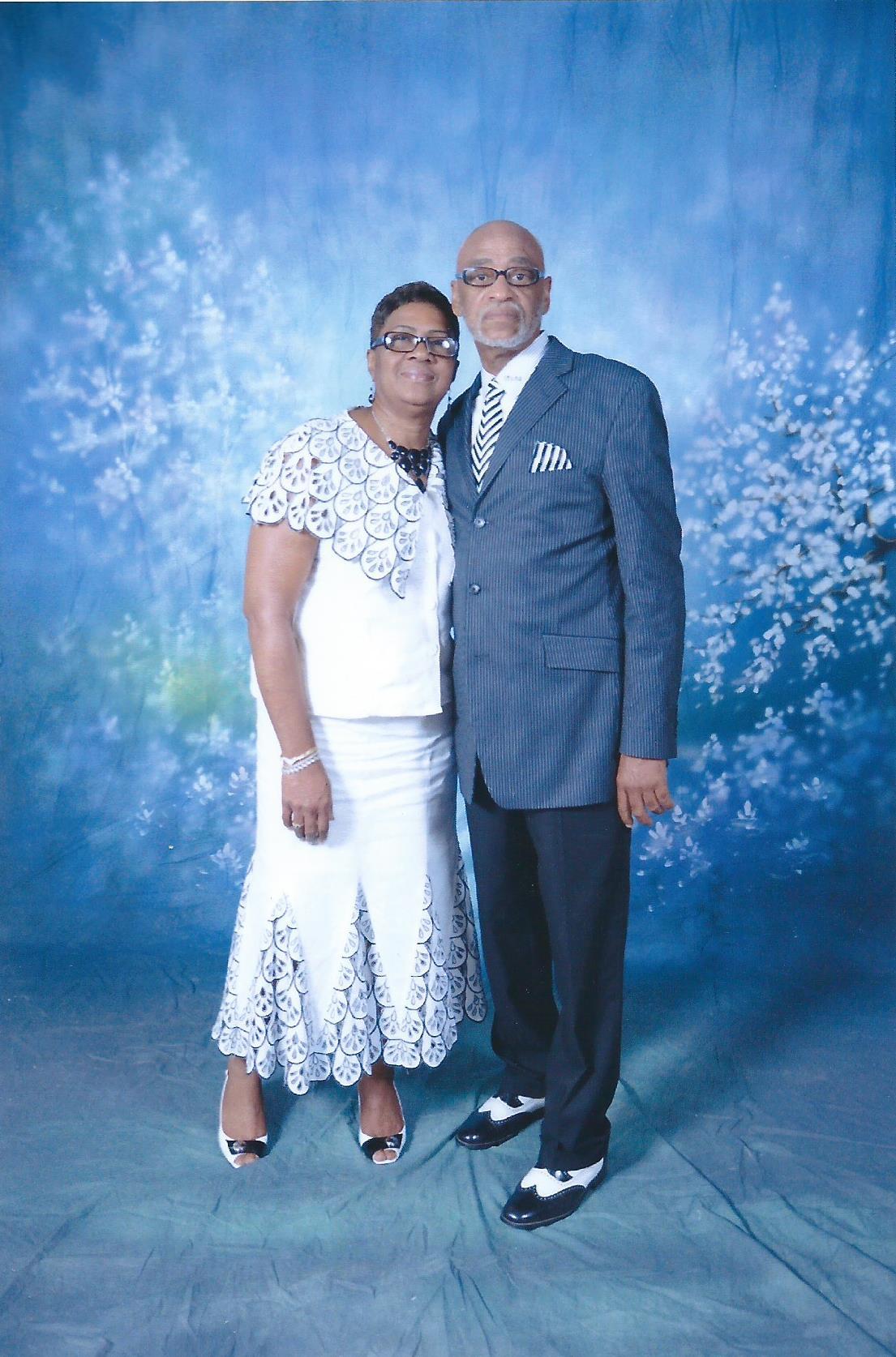 Mr & Mrs Studdard